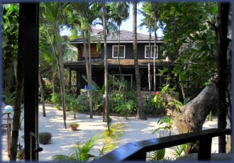 Roatan Island Pearl Beach Side Villas
